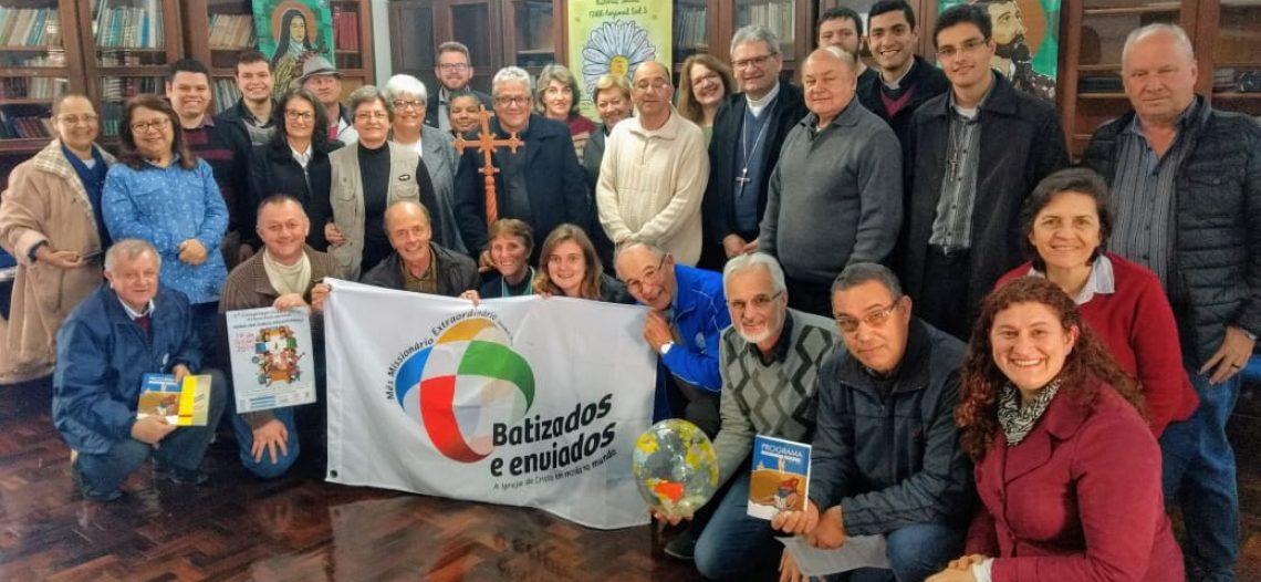 COMIRE reúne dioceses do Rio Grande do Sul