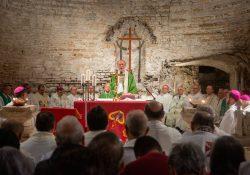"""Grupo de padres sinodais renova o """"Pacto das Catacumbas"""""""