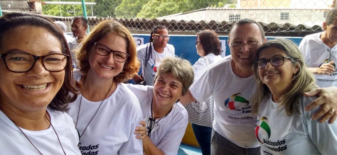 Visitas missionárias na Arquidiocese de Vitória (ES) motivadas pelo mês missionário