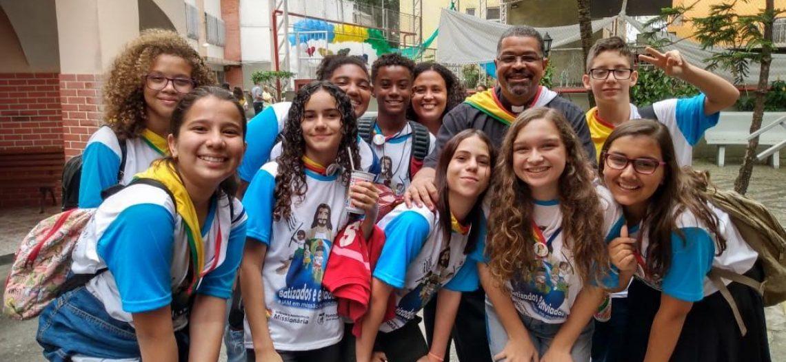 IAM da Arquidiocese de Niterói (RJ) celebra dia da missão