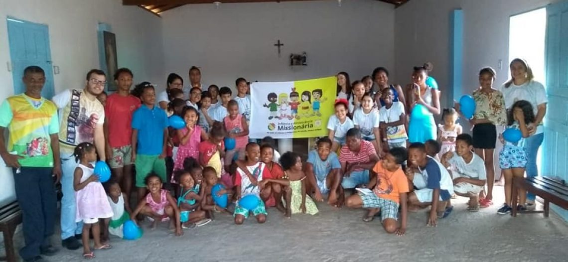 IAM da Bahia realiza visita missionária na comunidade dedicada à Irmã Dulce