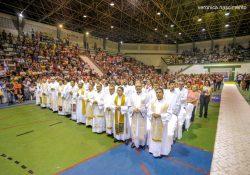 Abertura do Mês Missionário na Diocese de Estância (SE)