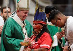 Sínodo para a Amazônia tem ressaltado a conversão