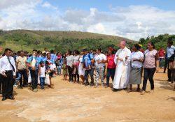 Visita às comunidades indígenas da Raposa Serra do Sol