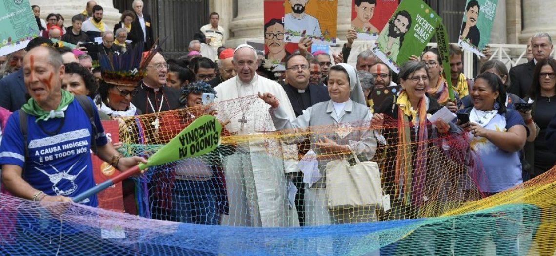 Os brasileiros no Sínodo: unidade e responsabilidade