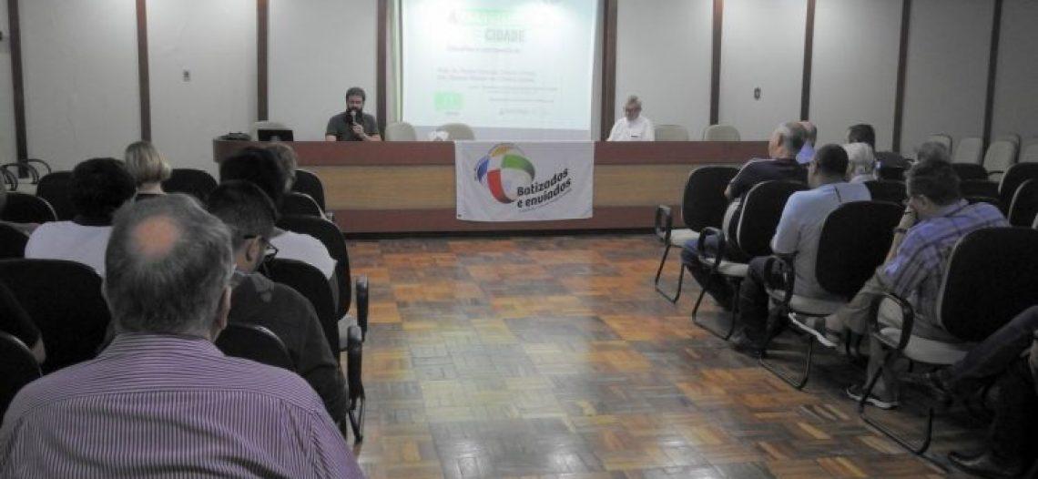 Evangelização no mundo urbano é tema de debate em Juiz de Fora (MG)