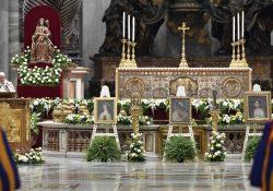 Papa celebra no Vaticano início do Mês Missionário