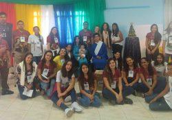 Juventude realiza encontro missionário e visita aos enfermos em Minas Gerais