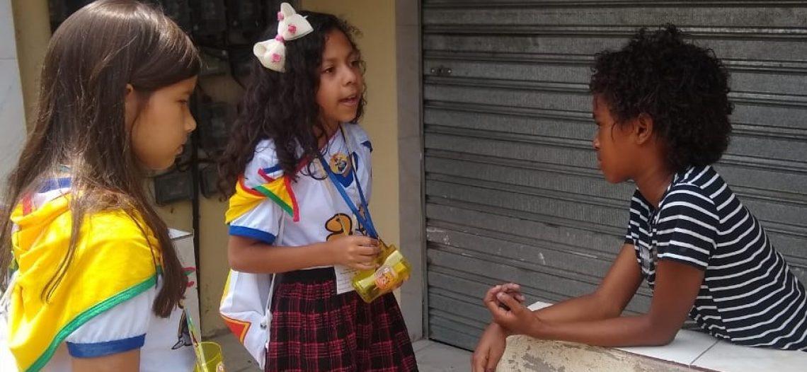 IAM realiza primeira missão arquidiocesana do Rio de Janeiro