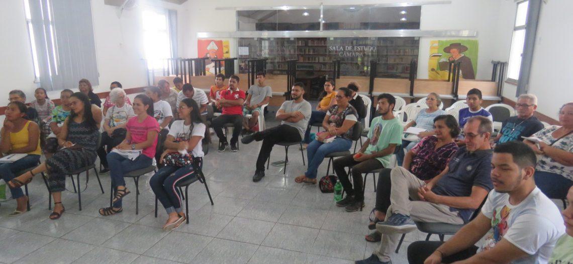 COMIDI da Arquidiocese de Manaus realiza formação