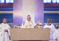 MME: comunhão com Francisco e com a Igreja no mundo inteiro