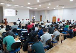 Regional Oeste 2 realizou congresso de seminaristas