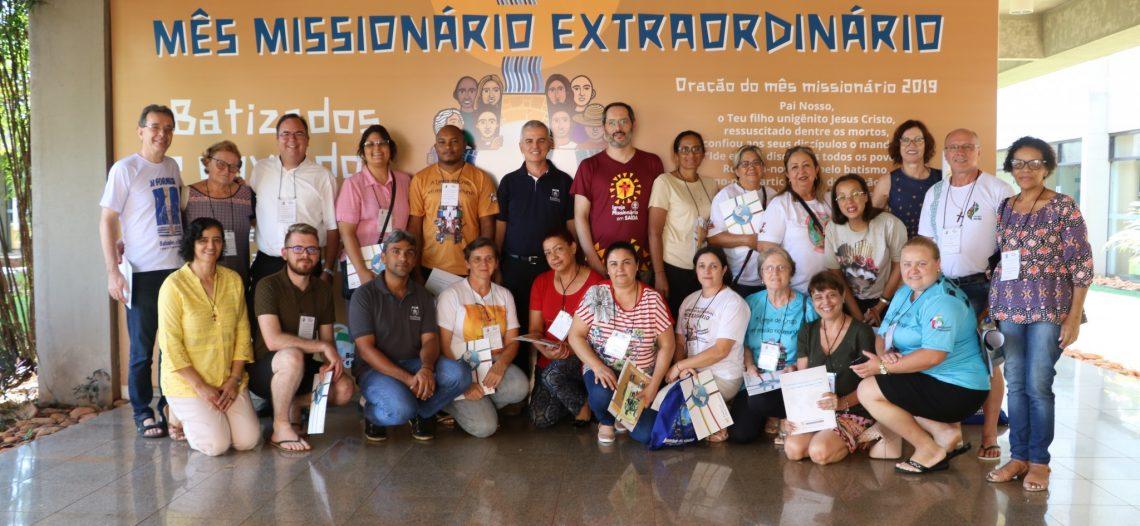 Conselhos Missionários realizam formação no CCM