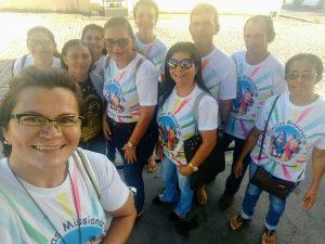 Família Missionária preparando-se para a missão