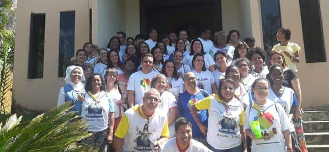 IAM do Regional Leste 1 realiza encontro para assessores
