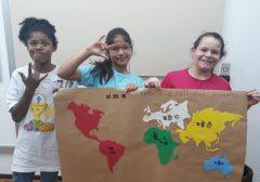 IAM cria grupo de crianças surdas em Porto Alegre (RS)