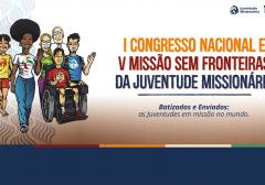 Juventude Missionária reúne jovens de todo o Brasil no DF