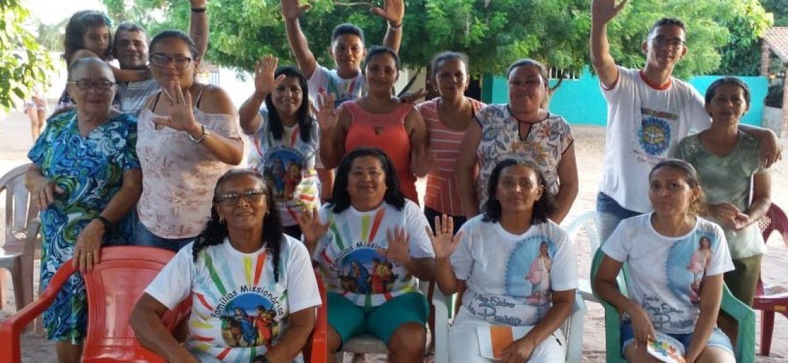 Famílias Missionárias relatam suas atividades no Rio Grande do Norte