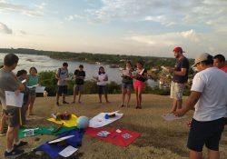 Somos Juventude Missionária no coração da Amazônia