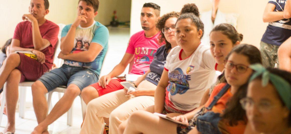 Ceará realiza Encontro de Líderes da JM