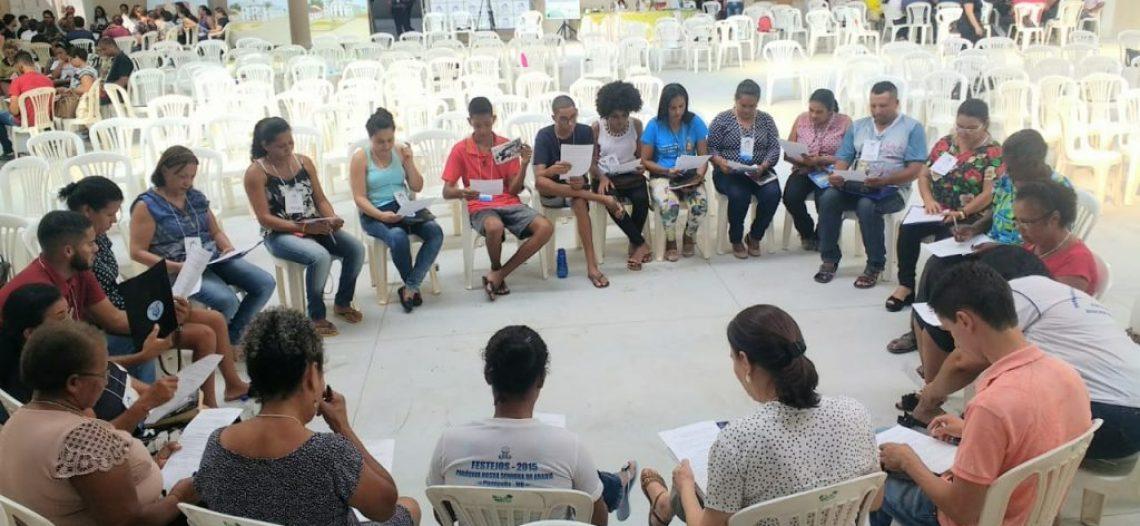 Diocese de Januária (MG) define as ações para os próximos anos