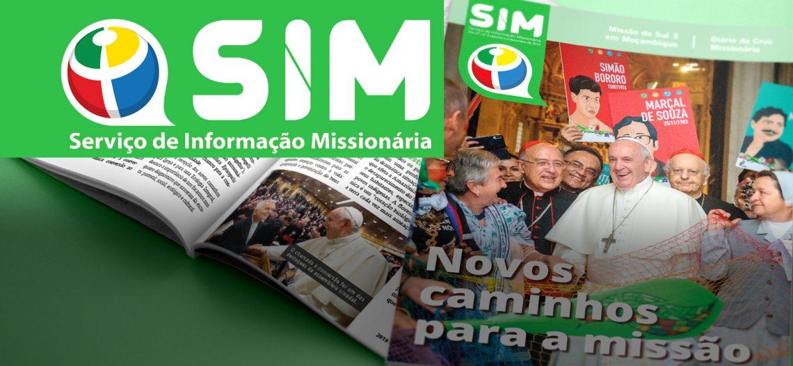 Nova edição do SIM destaca Sínodo para a Amazônia