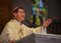 Cardeal Tagle é o novo prefeito da Congregação para a Evangelização dos Povos
