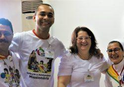 Multiplicadores da IAM realizam formação em Brasília