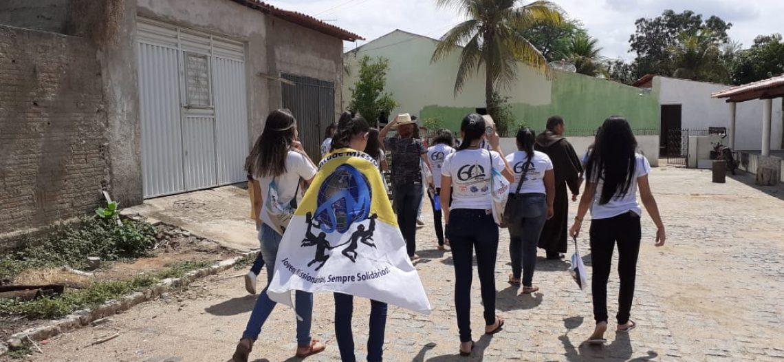 JM da Paraíba realiza experiência missionária