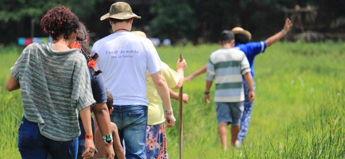 COMIRE Norte 2 realiza visita à missão nas fronteiras