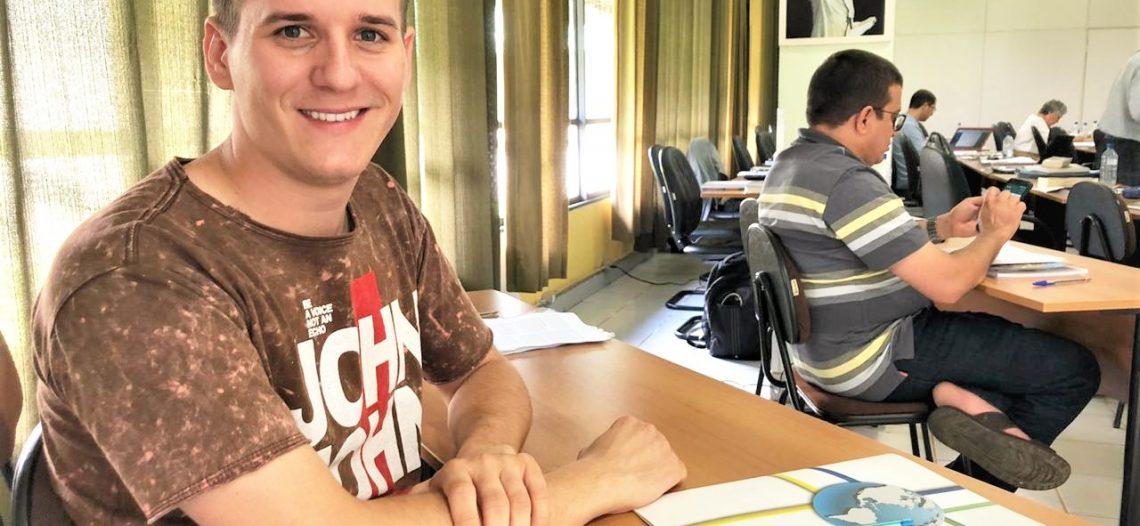 Seminarista catarinense vence concurso com poesia sobre o Sínodo da Amazônia