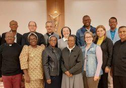 Secretaria internacional da IAM revisa material de formação