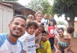 Seminaristas vivem experiência missionária no Mato Grosso