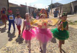 Crianças e adolescentes participam da FolIAM na Diocese de Parnaíba (PI)