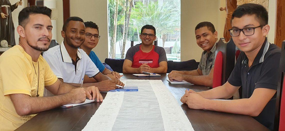 Preparação para a V Formação Missionária para Seminaristas do Regional Norte II