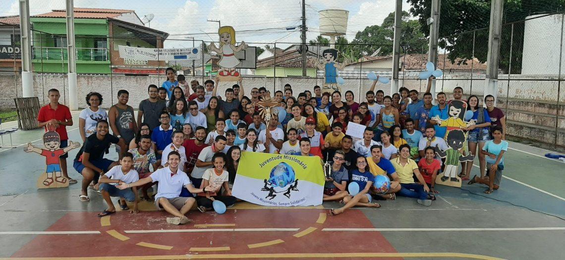 Juventude Missionária da Diocese de Penedo (AL) realiza retiro