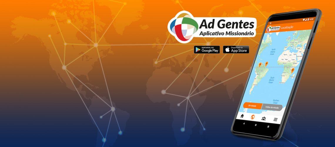 POM faz lançamento do Aplicativo Missionário Ad Gentes