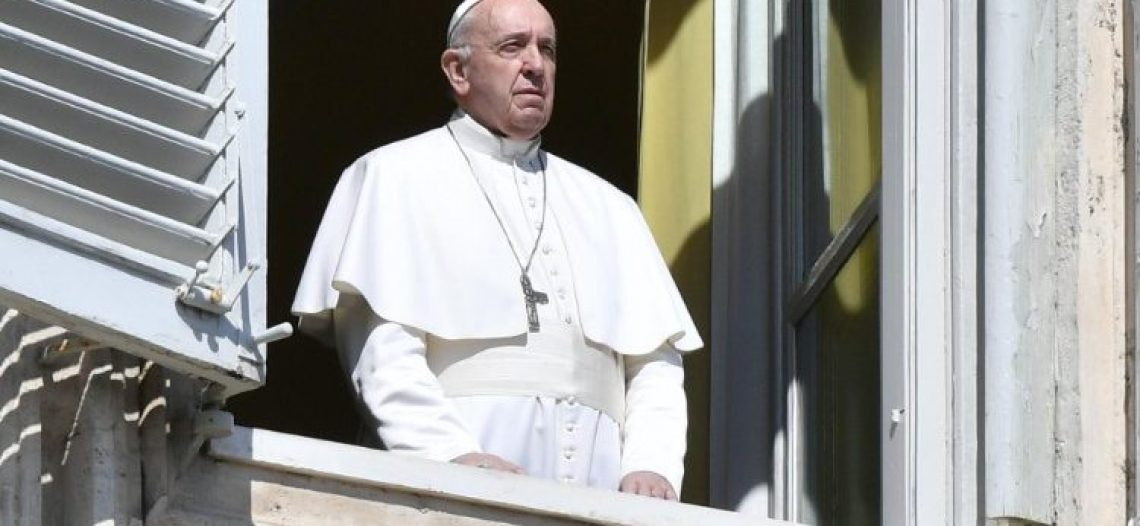 Papa sobre a pandemia: diante de Deus todos nós somos filhos, sairemos dela juntos