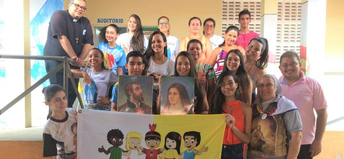 Diocese de Propriá (SE) realiza formação de assessores da IAM