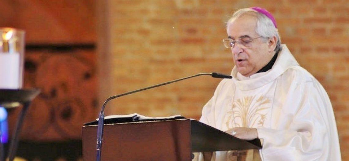 Núncio Apostólico envia mensagem de fé e esperança
