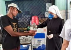Em tempos de pandemia espaços da Igreja no Brasil acolhem população de rua