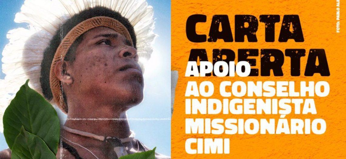 Pastorais e comissões da CNBB divulgam nota de apoio ao Cimi