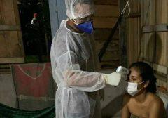 Aumentam casos de Covid-19 entre indígenas do sudeste do Pará