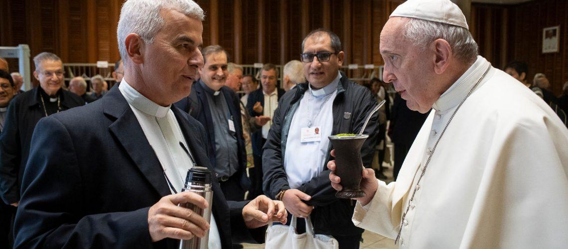 Direção nacional das POM comenta a mensagem do Papa