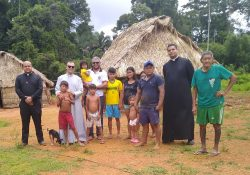 Seminarista vive experiência missionária na Diocese de Xingu-Altamira (PA)