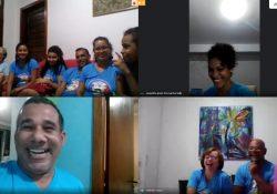 Famílias Missionárias da Bahia promovem encontro on-line