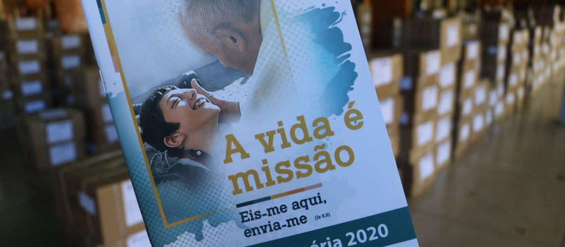 POM envia materiais da Campanha Missionária às dioceses do Brasil