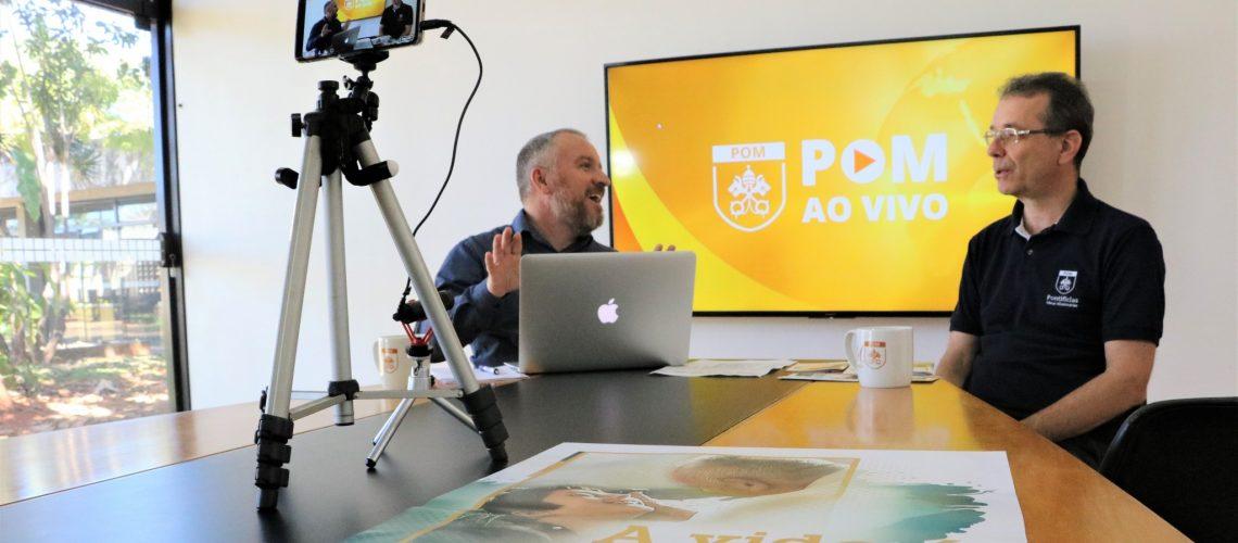 POM AO VIVO apresenta os materiais da Campanha Missionária