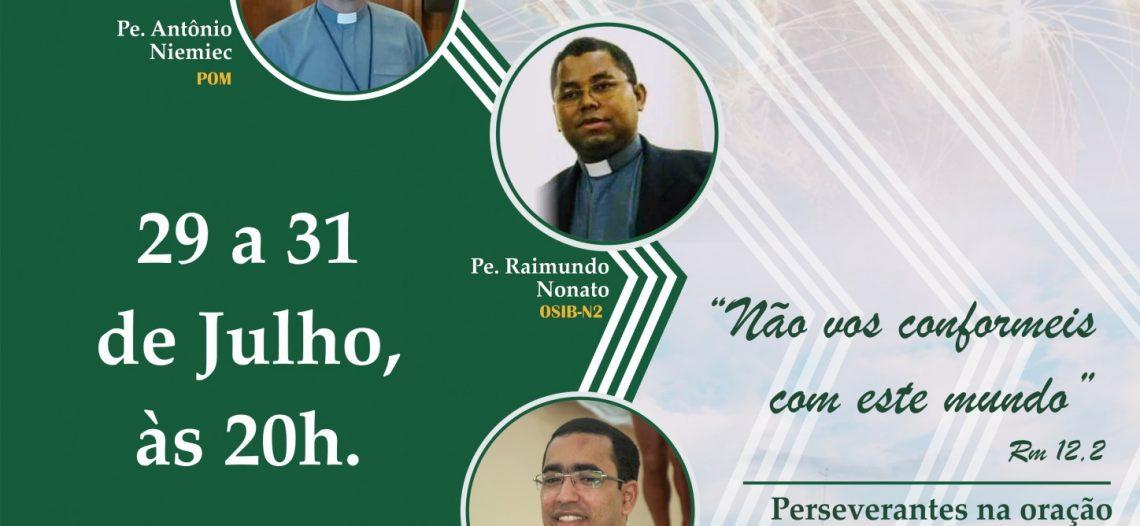 1ª Formação Missionária Online para Seminaristas do Regional Norte II