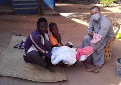 Missionários permanecem unidos na fé com os irmãos do continente africano